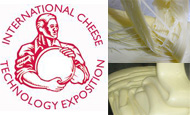Gold Peg cooking systems at Cheese Expo, ICTE 2012
