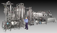 Aseptic processing with the RotaTherm®