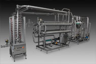 RotaTherm Continuous cooking system - Chili sauce line