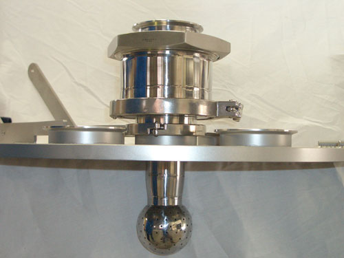 Spray Ball Part of CIP System
