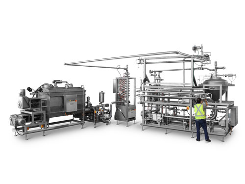 Aseptic processing with the RotaTherm