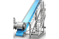 Hygienic Conveyer food processing equipment