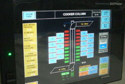 Control Systems food processing equipment