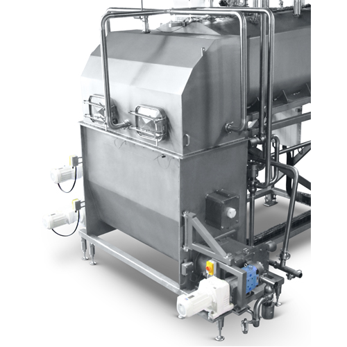 GoldPeg feed food processing systems