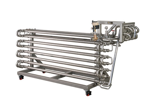 Indirect Continuous Cooling - Heat