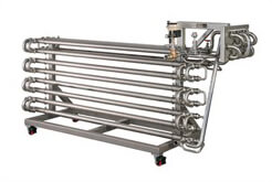 Indirect Cooling food processing equipment