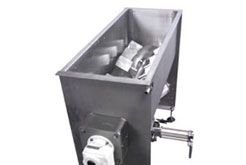 Paddle Mixing & Feed food processing equipment