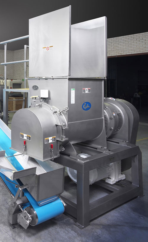 Rietz Grinder food processing equipment