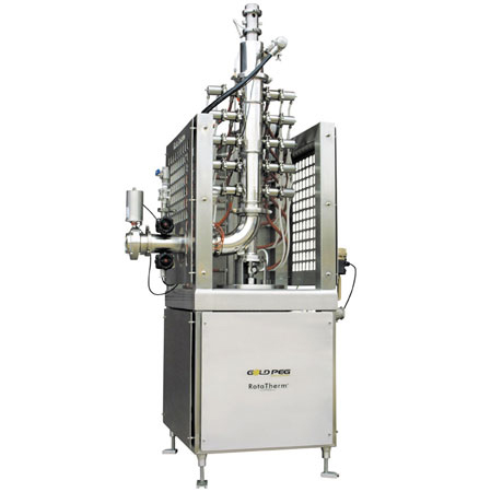Versatile Direct Steam Injection food processing equipment