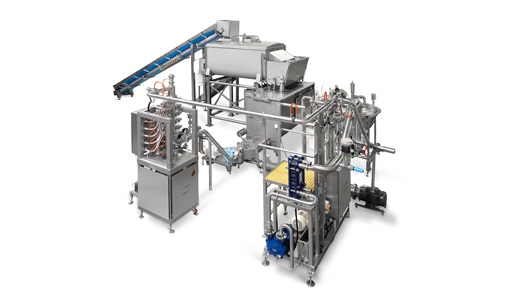 RotaTherm® Continuous Cooking Systems food processing equiptment
