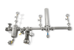 Steam Management System food processing equipment