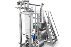 Vacuum Cooling & De-aeration food processing equipment