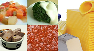 Food applications for the RotaTherm